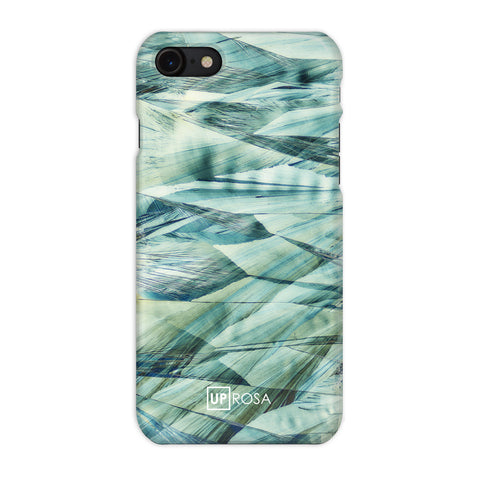 Caffeine Waves - iPhone 7 Slim Line Case