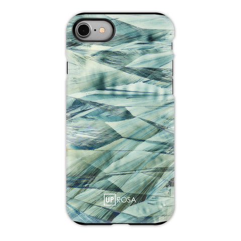 Caffeine Waves - iPhone 7 Tough Line Case