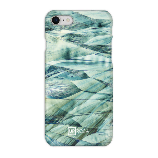 Caffeine Waves - iPhone 8 Slim Line Case