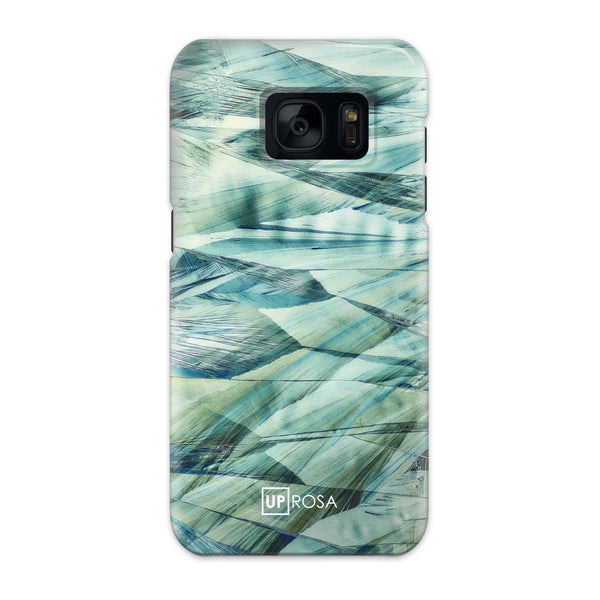 Caffeine Waves - Samsung Galaxy Slim Line Case