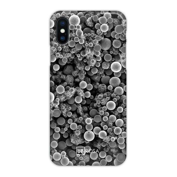 Carbon Urchins - iPhone X Slim Line Case
