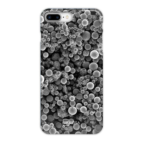 Carbon Urchins - iPhone 8 Plus Slim Line Case