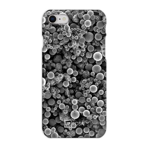Carbon Urchins - iPhone 8 Slim Line Case