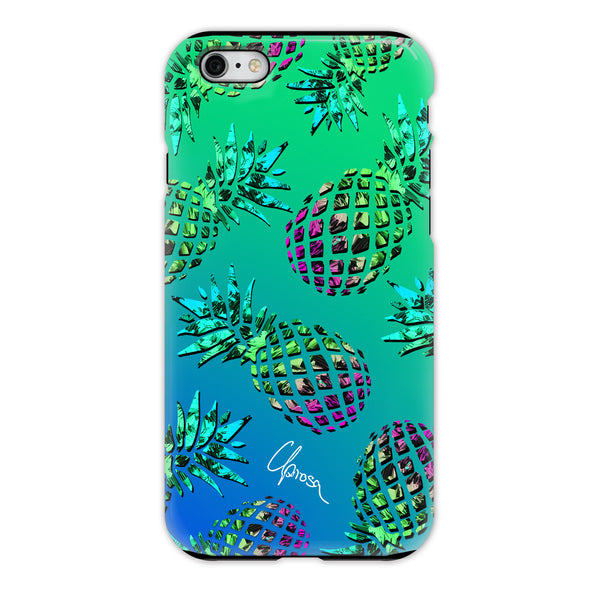 Caribbean Crystals - iPhone 6 Tough Line Phone Case