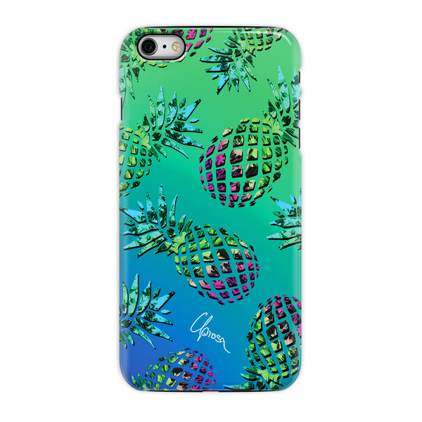 Caribbean Crystals - iPhone 6/6s Plus Tough Line Case