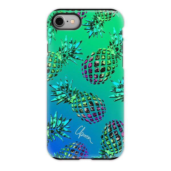 Caribbean Crystals - iPhone 7 Tough Line Case