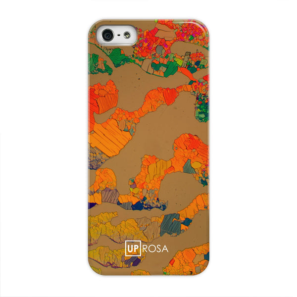 Cartography - iPhone 5/5s/se Slim Line Case