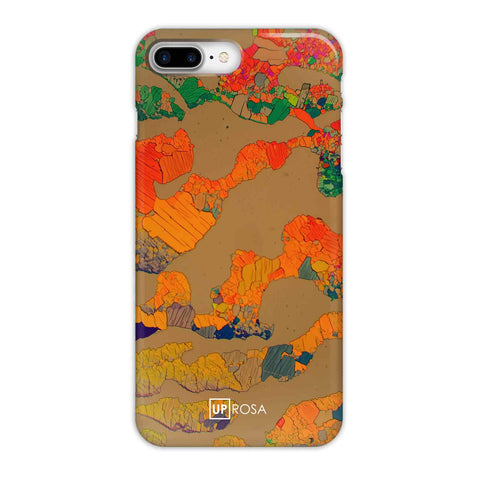 Cartography - iPhone 8 Plus Slim Line Case