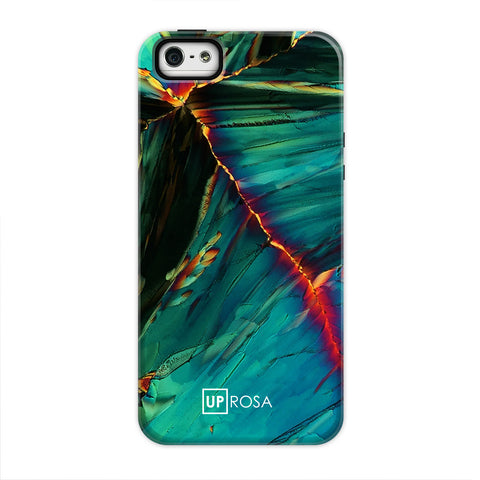 Citrus Ocean - iPhone 5/5s/se Tough Line Case