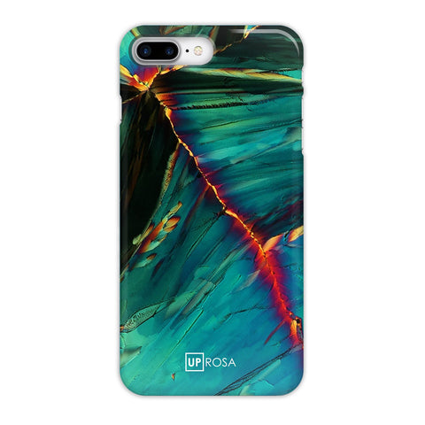 Citrus Ocean - iPhone 8 Plus Slim Line Case