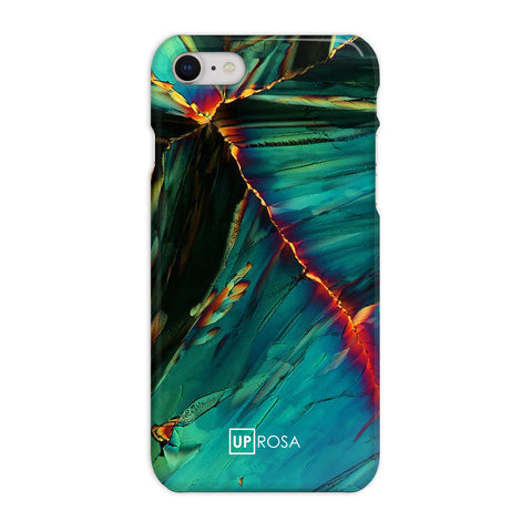 Citrus Ocean - iPhone 8 Slim Line Phone Case