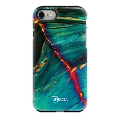 Citrus Ocean - iPhone 8 Tough Line Case