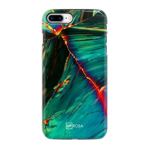 Citrus Ocean - iPhone 8 Plus Tough Line Case