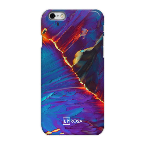 Cobalt Fault - iPhone 6/6s Slim Line Case