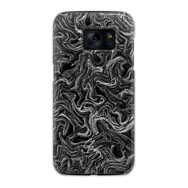 Crystalline Carbon - Samsung Galaxy Tough Line Case