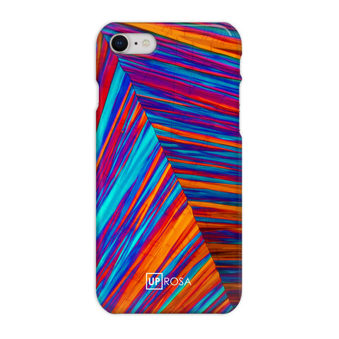 Dopamine Crack - iPhone 8 Slim Line Phone Case