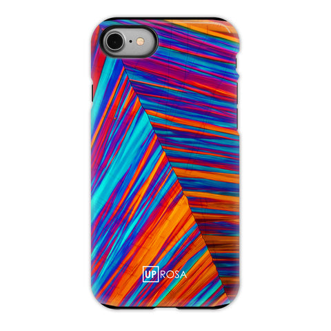 Dopamine Crack - iPhone 8 Tough Line Case