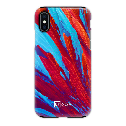Epsom Salts - iPhone X Tough Line Case