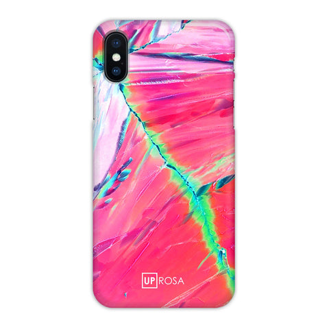Flamingo - iPhone X Slim Line Case