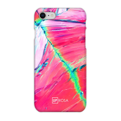 Flamingo - iPhone 8 Slim Line Case