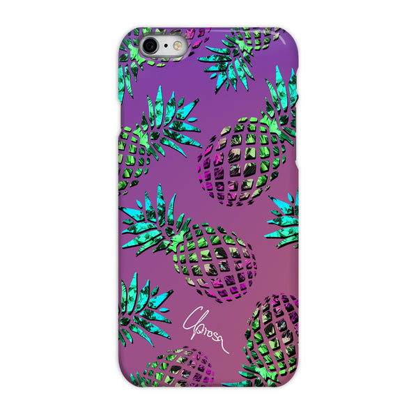 Hawaiian Crystals - iPhone 6/6s Slim Line Case