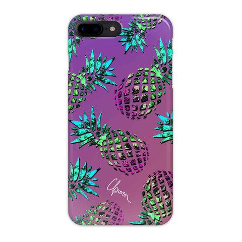 Hawaiian Crystals - iPhone 7 Plus Slim Line Case