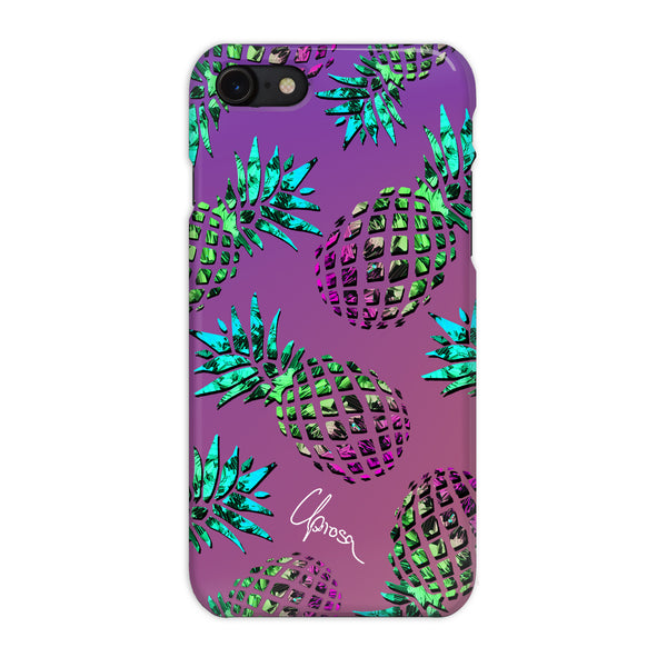 Hawaiian Crystals - iPhone 7 Slim Line Case