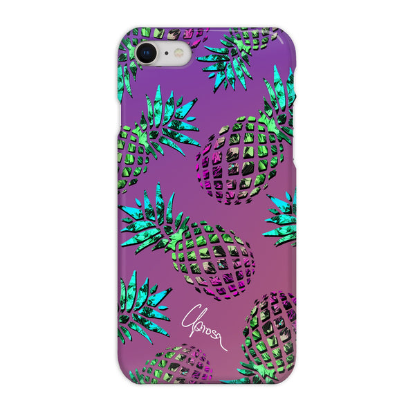 Hawaiian Crystals - iPhone 8 Slim Line Case