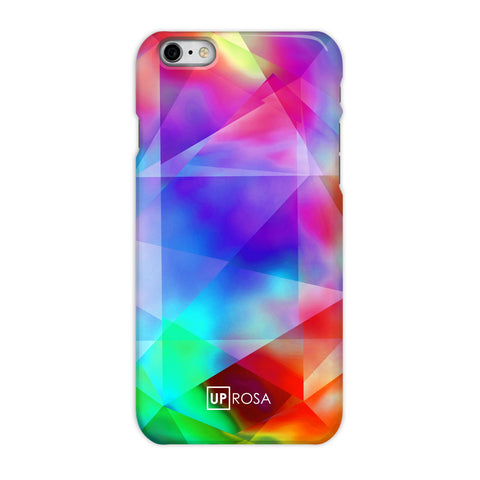 Iridescent Glass - iPhone 6/6s Slim Line Case