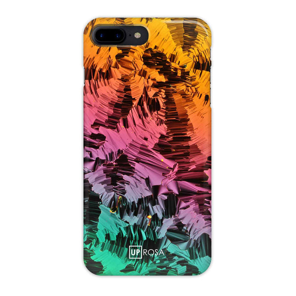 Liquid Crystals - iPhone 7 Plus Slim Line Case