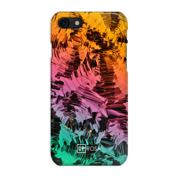 Liquid Crystals - iPhone 7 Slim Line Case