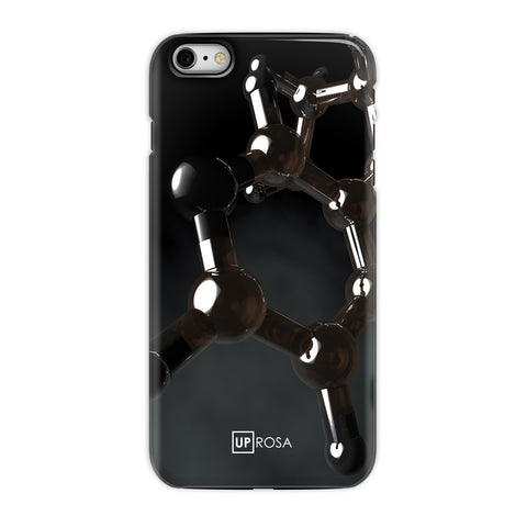 Nicotine - iPhone 6/6s Plus Tough Line Case