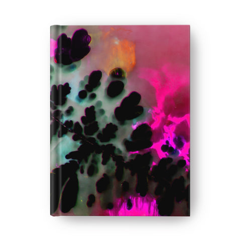 Opal Plumage - Hardcover Journal