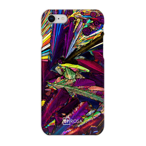 Psychedelic - iPhone 8 Slim Line Phone Case