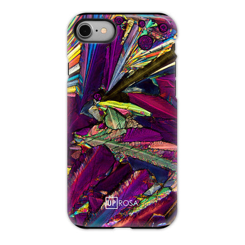 Psychedelic - iPhone 8 Tough Line Case