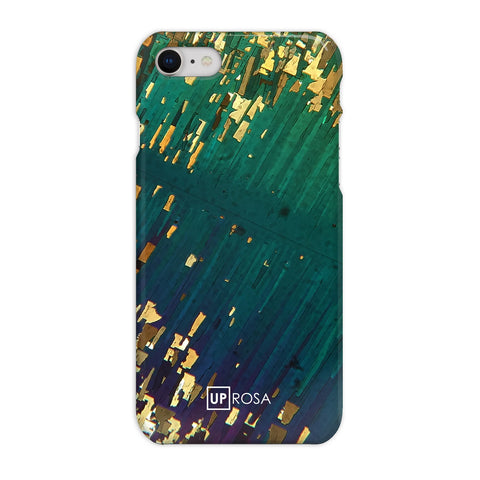Shattered River - iPhone 8 Slim Line Phone Case