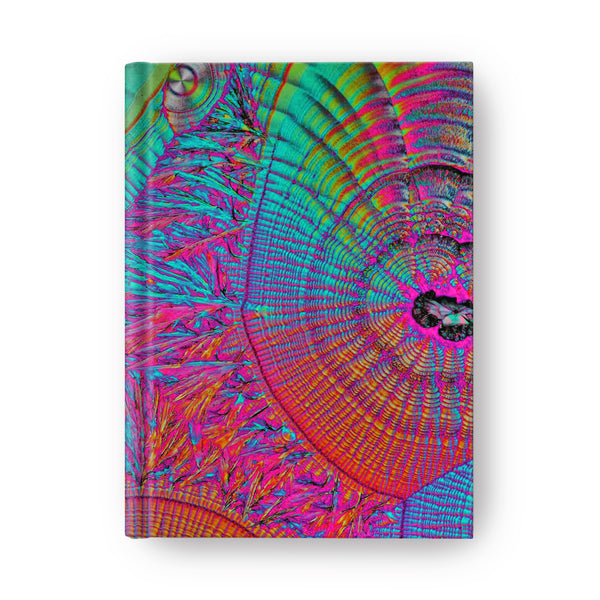 Vitamin Boost - Hardcover Journal