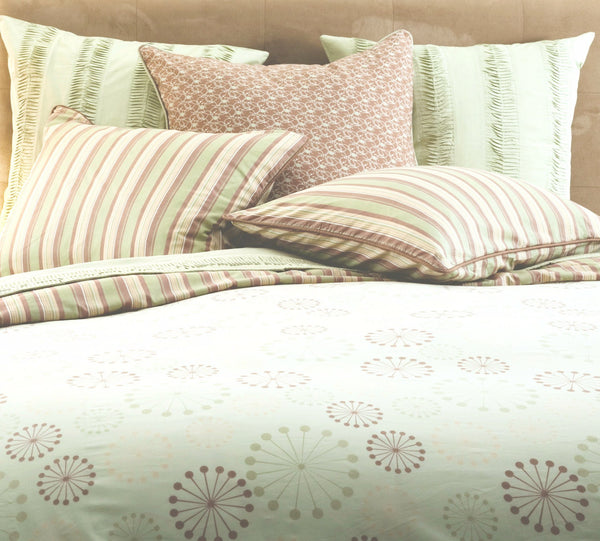 Adult Bedding Set - Celery Marcel Bedding