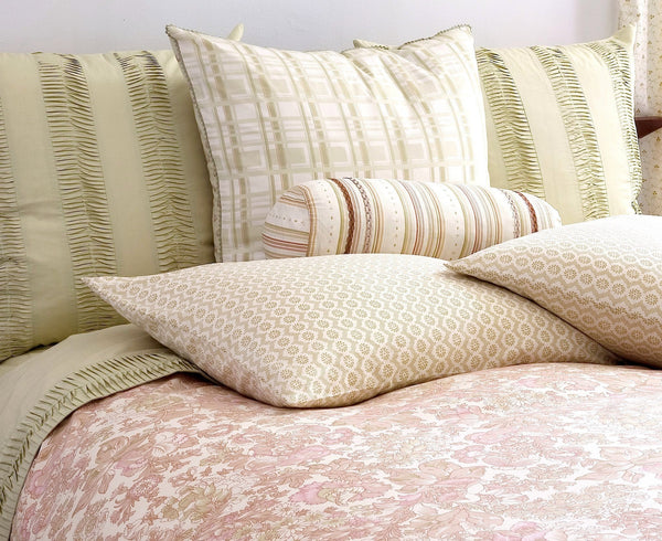 Adult Bedding Set - Honey Marpessa Bedding