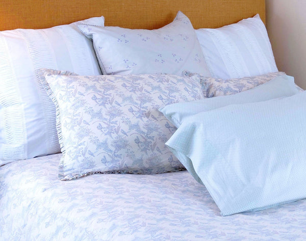 Adult Bedding Set - Silver Anouk Adult Bedding