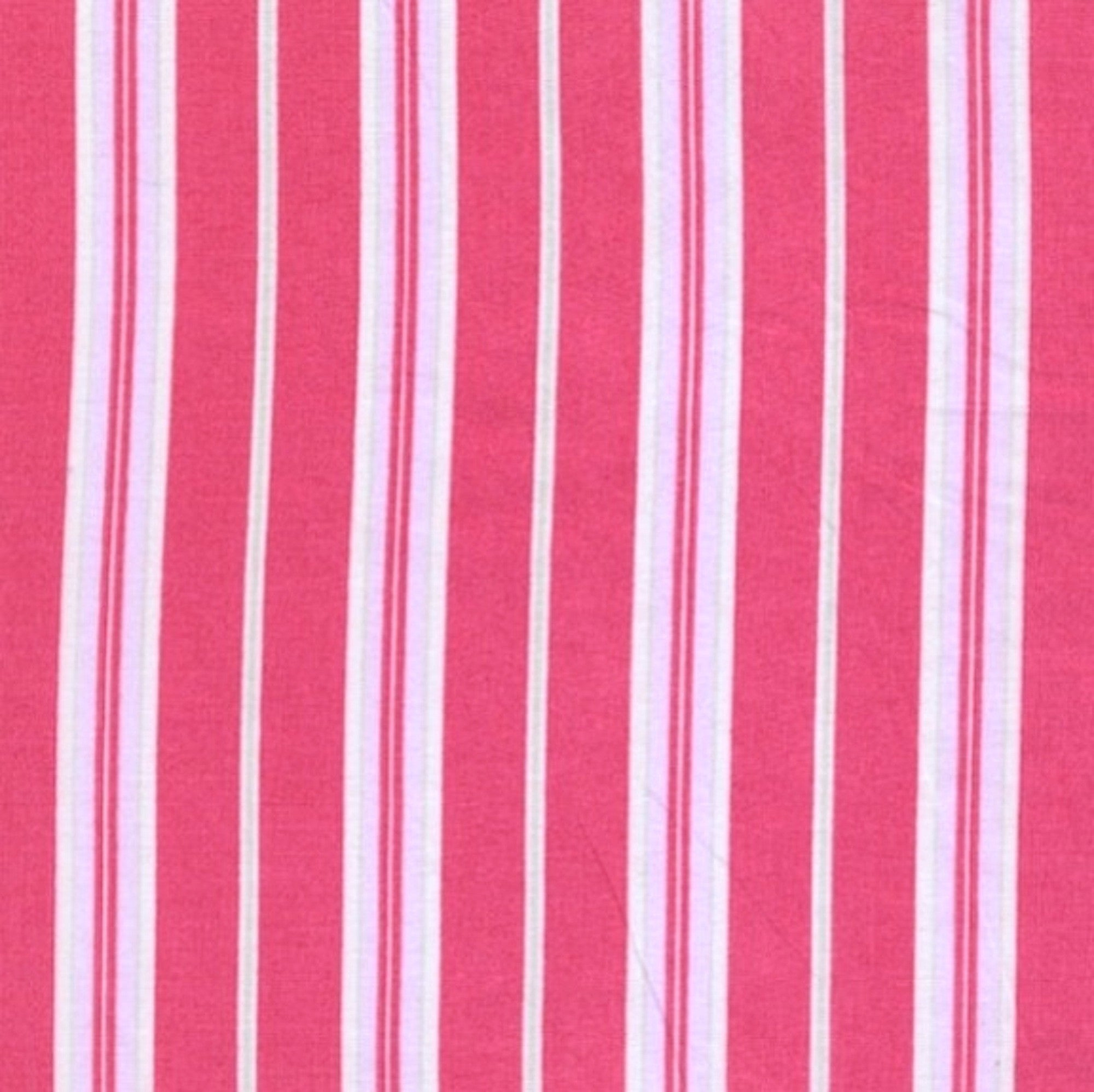 Cotton Percale - Cassis Simone Fabric