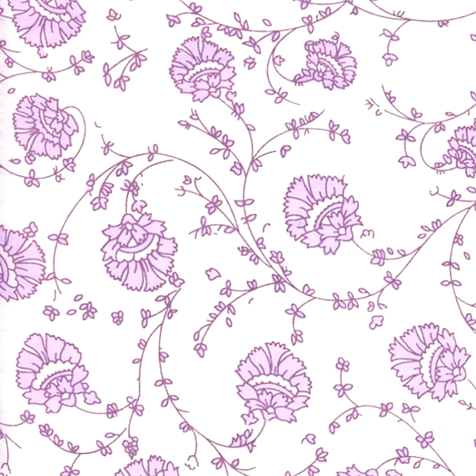Cotton Percale - Lilac Arpege Fabric