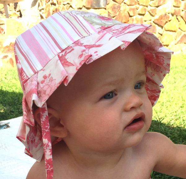 Hats And Bloomers - Marpessa Hat & Bloomer
