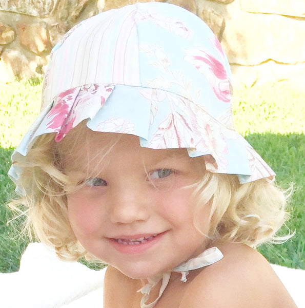 Hats And Bloomers - Octavia Hat & Bloomer
