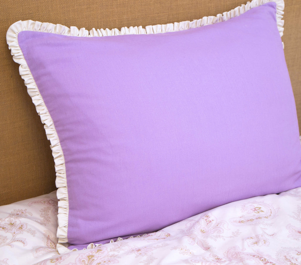 Decorative pillows l Made in USA Bedding l Standard Shams on Sale Shop for high quality ...