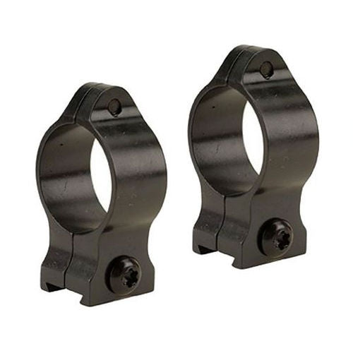 CZ 452/453 Permanent 30mm High Matte Black Talley Mod #300005
