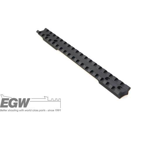 EGW Savage Round Back Long Action & 220 Slug Matte Black EG-41102--- 20 MOA
