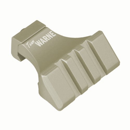 Warne--- A645-TG 45-Degree Angle Mounting Rail Tactical Gray