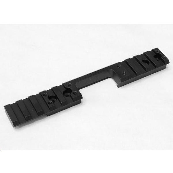 DIP DP-16001-LH Anschutz #64 Action Picatinny Adapter Rail 0 MOA Extended - Left Handed