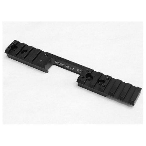 DIP DP-16002M Anschutz #64 Action Picatinny Adapter Rail 25 MOA Extended